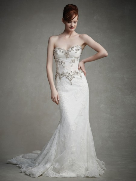 Josephine Wedding Dress - Enzoani 2015 Bridal Collection