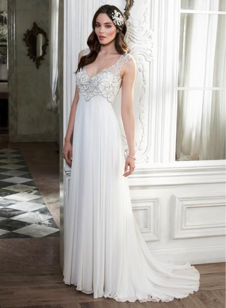 Joy Wedding Dress - Maggie Sottero Spring 2015 Bridal Collection