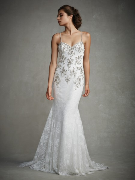 Joyce Wedding Dress - Enzoani 2015 Bridal Collection