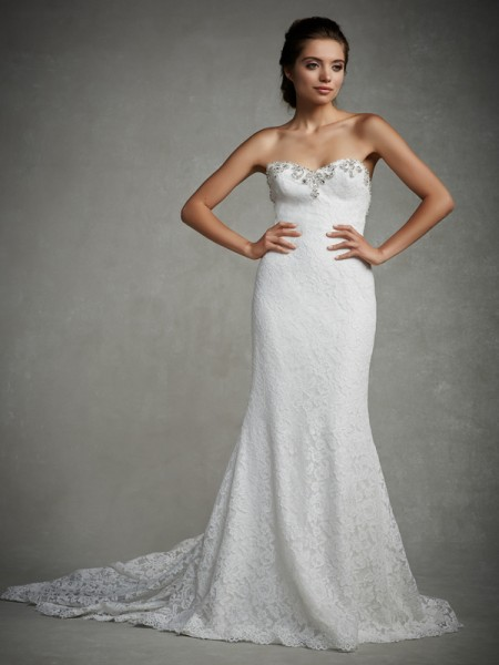 Juliana Wedding Dress - Enzoani 2015 Bridal Collection