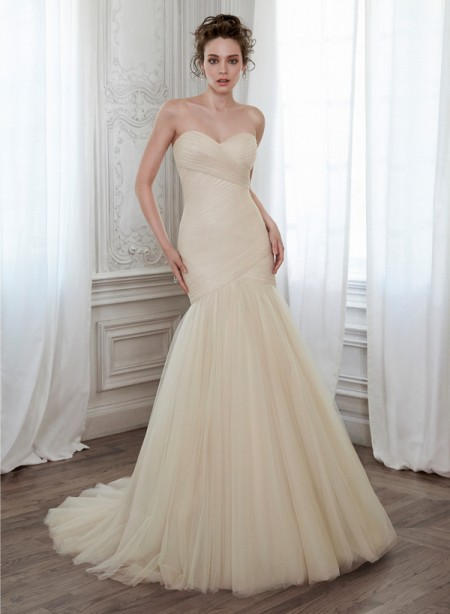 Lacey Wedding Dress - Maggie Sottero Spring 2015 Bridal Collection
