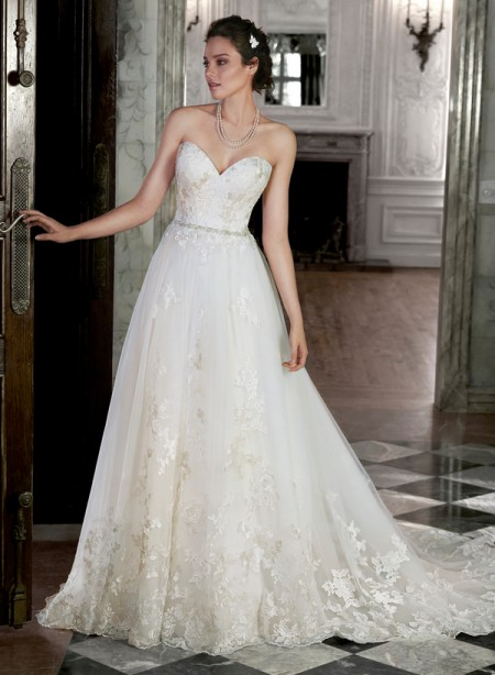 Lauralee Wedding Dress - Maggie Sottero Spring 2015 Bridal Collection