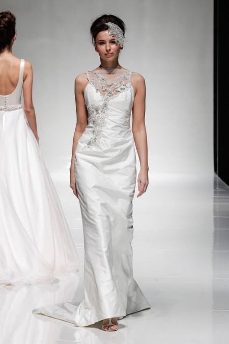 Laurel Wedding Dress - Alan Hannah Floral Symphony 2015 Bridal Collection