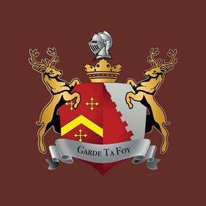 Leez Priory Crest