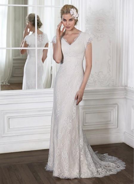 Leilani Wedding Dress - Maggie Sottero Spring 2015 Bridal Collection