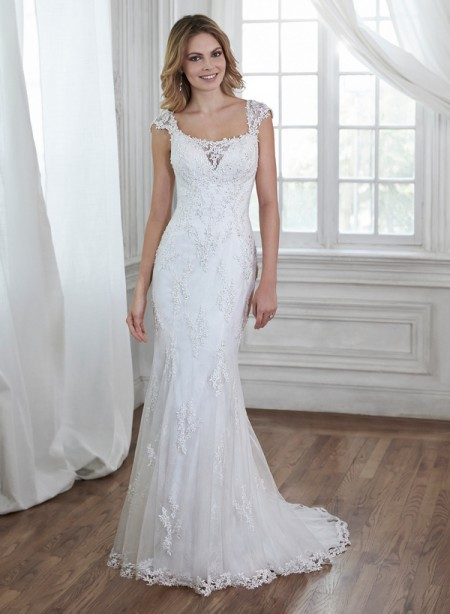 Leticia Wedding Dress - Maggie Sottero Spring 2015 Bridal Collection