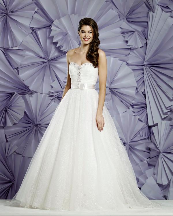 Lille Wedding Dress - Heritage Balbier-Wyatt 2015 Bridal Collection