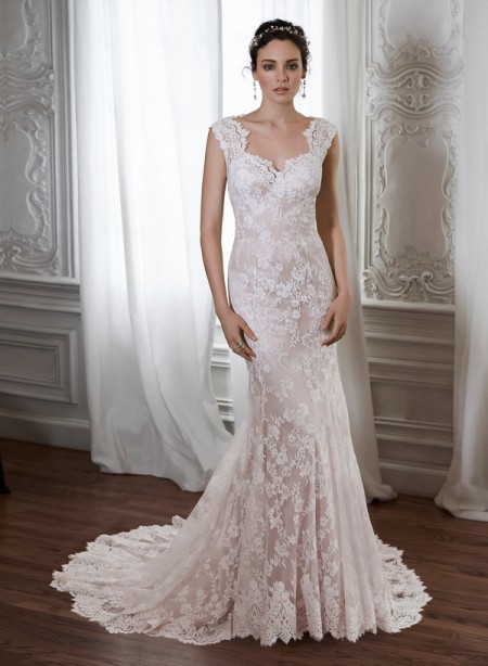 Londyn Wedding Dress - Maggie Sottero Spring 2015 Bridal Collection