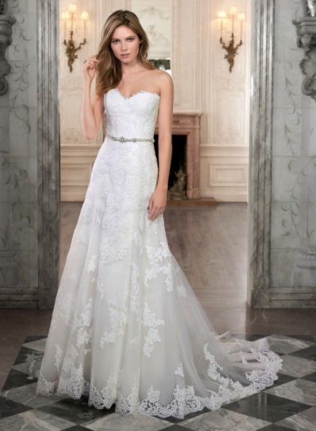 Marty Wedding Dress - Maggie Sottero Spring 2015 Bridal Collection