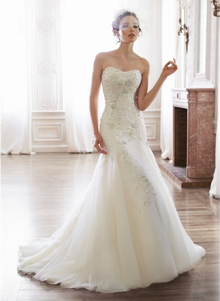 Maylene Wedding Dress - Maggie Sottero Spring 2015 Bridal Collection