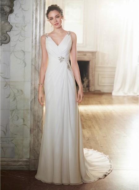 Meg Wedding Dress - Maggie Sottero Spring 2015 Bridal Collection