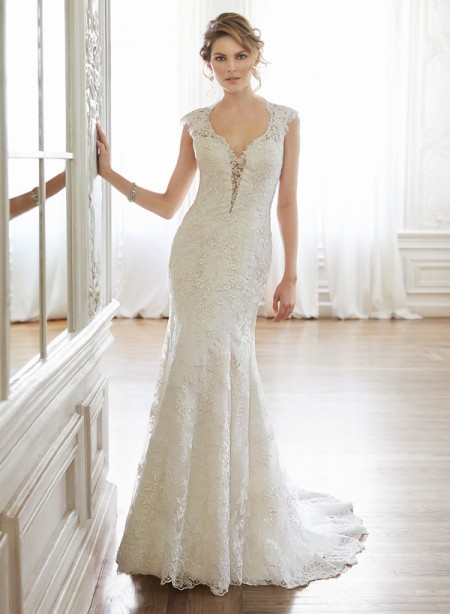 Melitta Marie Wedding Dress - Maggie Sottero Spring 2015 Bridal Collection