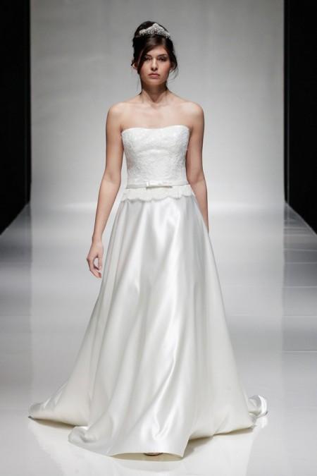 Merideth Wedding Dress - Alan Hannah Floral Symphony 2015 Bridal Collection