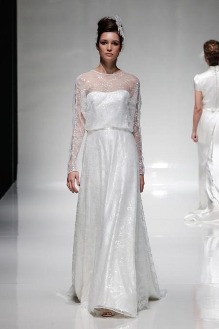 Mirabelle Wedding Dress - Alan Hannah Floral Symphony 2015 Bridal Collection