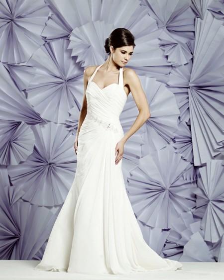 Nassau Wedding Dress - Heritage Balbier-Wyatt 2015 Bridal Collection