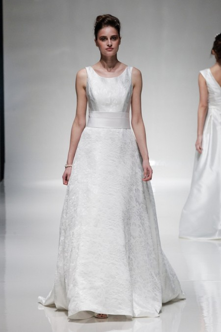Natalie Wedding Dress - Alan Hannah Floral Symphony 2015 Bridal Collection