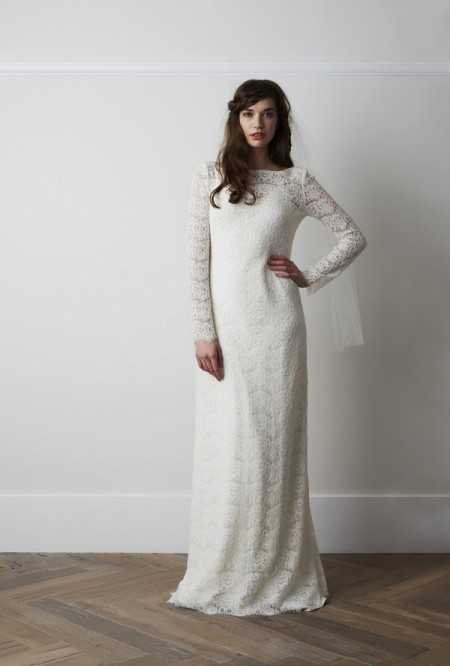 Neru Wedding Dress - Charlie Brear 2015 Bridal Collection