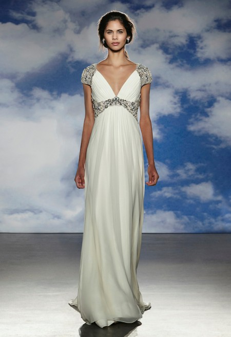 Noa Wedding Dress - Jenny Packham 2015 Bridal Collection