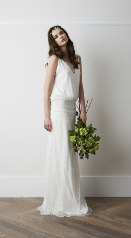 Oribe Wedding Dress - Charlie Brear 2015 Bridal Collection