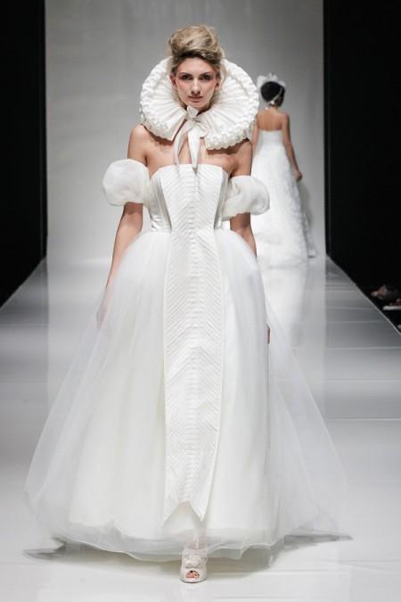 Orlando Wedding Dress - Alan Hannah Floral Symphony 2015 Bridal Collection