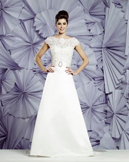 Orleans Wedding Dress - Heritage Balbier-Wyatt 2015 Bridal Collection
