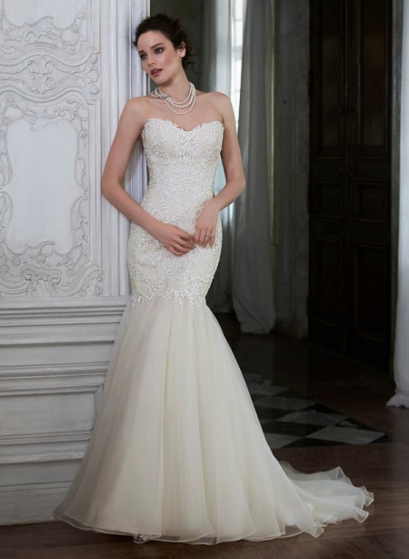 Paulina Marie Wedding Dress - Maggie Sottero Spring 2015 Bridal Collection