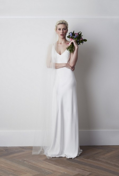 Payton Wedding Dress - Charlie Brear 2015 Bridal Collection