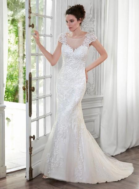 Petunia Wedding Dress - Maggie Sottero Spring 2015 Bridal Collection