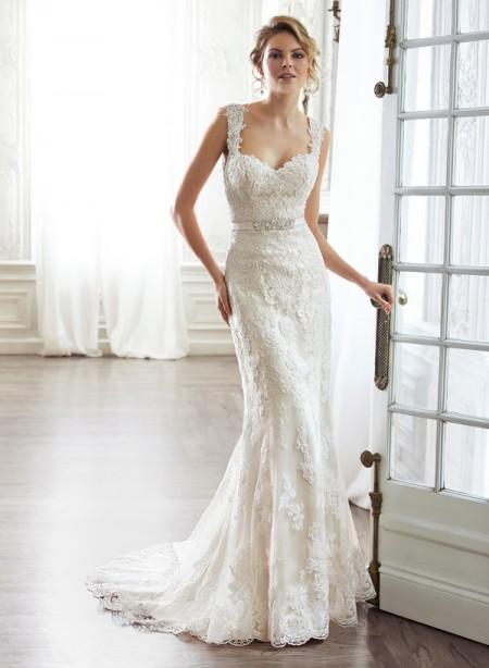 Pia Wedding Dress - Maggie Sottero Spring 2015 Bridal Collection