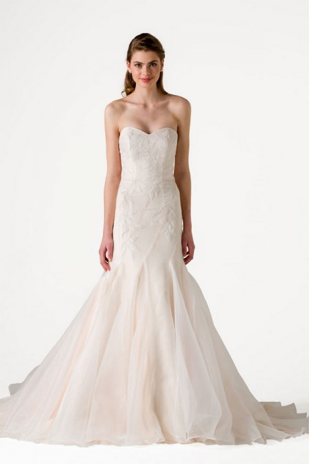 Primrose Wedding Dress - Anne Barge Blue Willow Bride Spring 2015 Bridal Collection