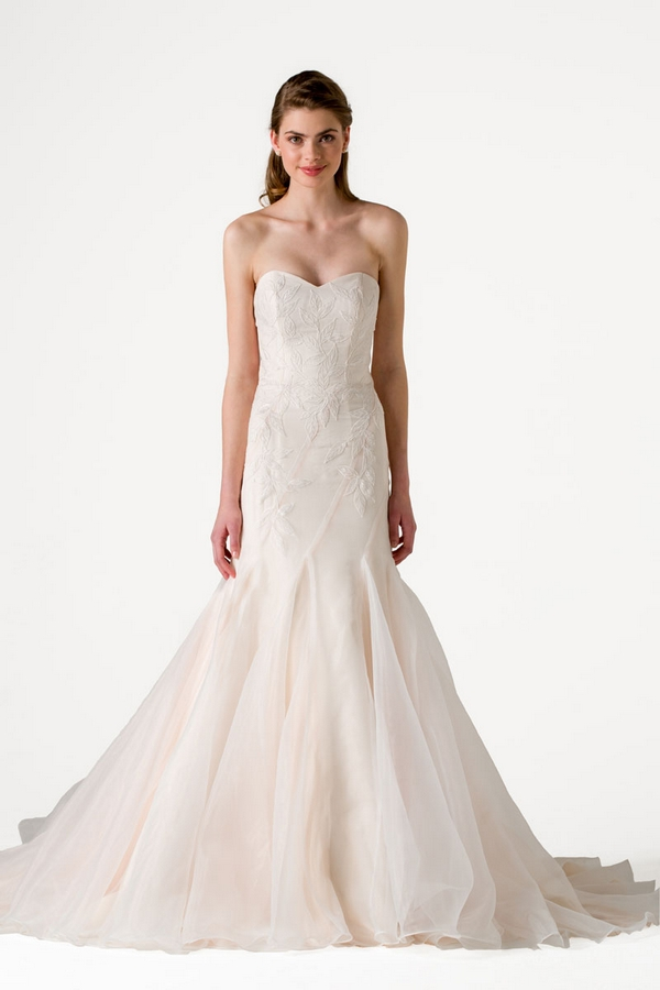 Primrose Wedding Dress - Anne Barge Blue Willow Bride Spring 2015 Bridal Collection