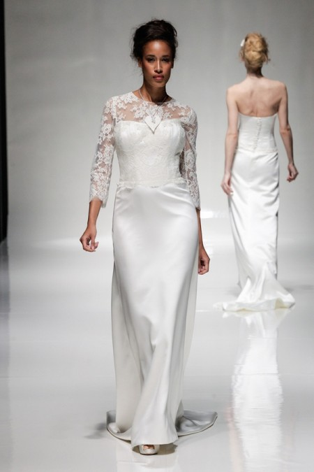 Prudence Wedding Dress - Alan Hannah Floral Symphony 2015 Bridal Collection