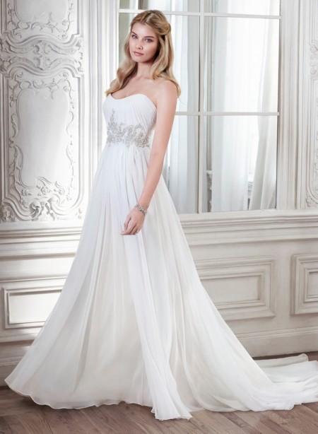Reine Wedding Dress - Maggie Sottero Spring 2015 Bridal Collection
