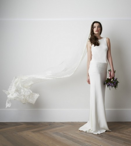 Sada Chantilly Wedding Dress - Charlie Brear 2015 Bridal Collection