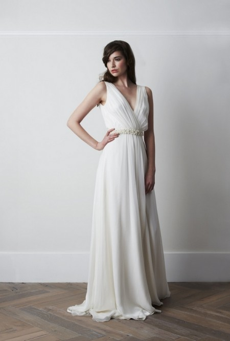 Safna Wedding Dress - Charlie Brear 2015 Bridal Collection
