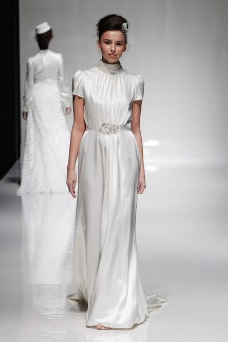 Sahara Wedding Dress - Alan Hannah Floral Symphony 2015 Bridal Collection