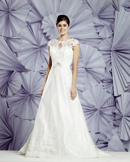Santa Fe Wedding Dress - Heritage Balbier-Wyatt 2015 Bridal Collection