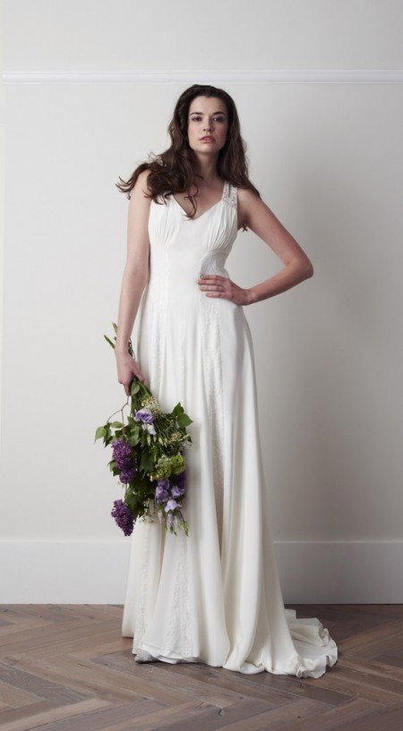 Sasson Wedding Dress - Charlie Brear 2015 Bridal Collection