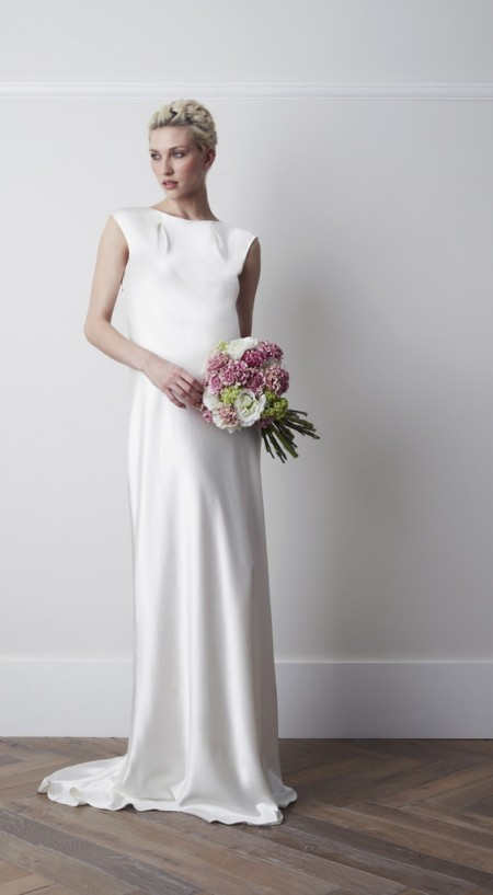 Savona Wedding Dress - Charlie Brear 2015 Bridal Collection