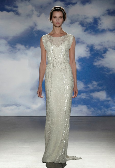 Simone Wedding Dress - Jenny Packham 2015 Bridal Collection