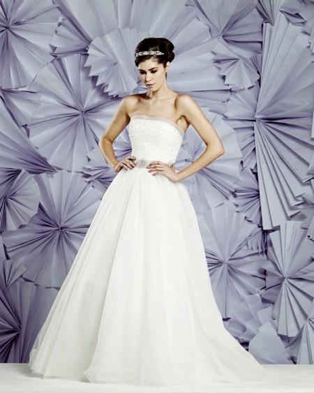 Sofia Wedding Dress - Heritage Balbier-Wyatt 2015 Bridal Collection
