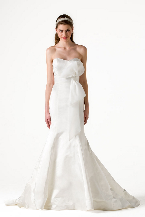 Sophia Wedding Dress - Anne Barge Blue Willow Bride Spring 2015 Bridal Collection