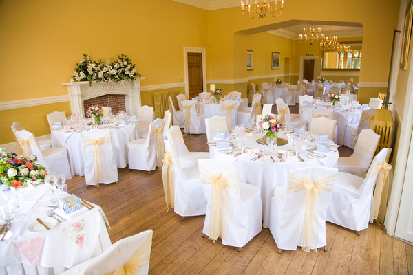 St Audries Park Banqueting Hall