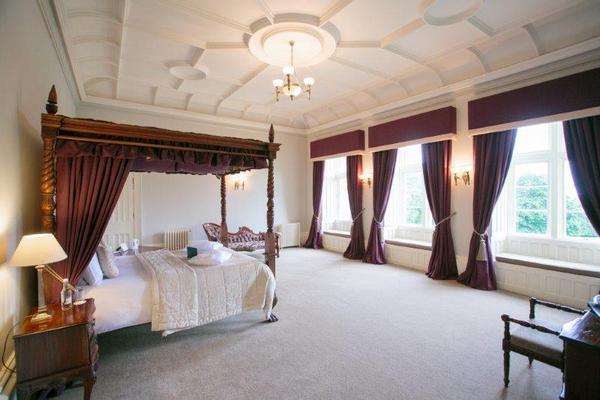 St Audries Park Bedroom