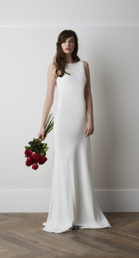 Torum Wedding Dress - Charlie Brear 2015 Bridal Collection