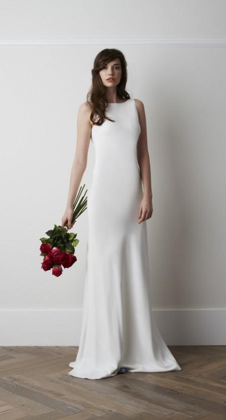 Torum Wedding Dress - Charlie Brear 2015 Bridal Collection