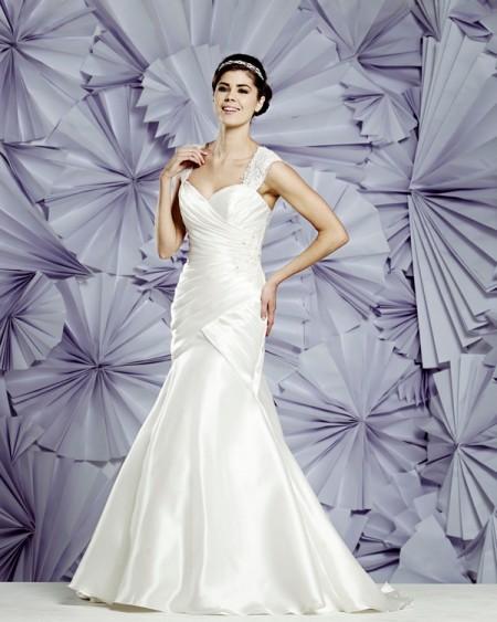 Valencia Wedding Dress - Heritage Balbier-Wyatt 2015 Bridal Collection
