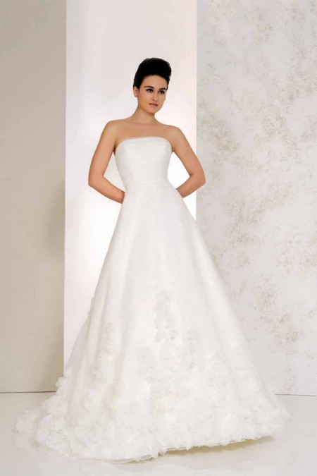 Valentina Wedding Dress - Karen George for Benjamin Roberts 2015 Bridal Collection
