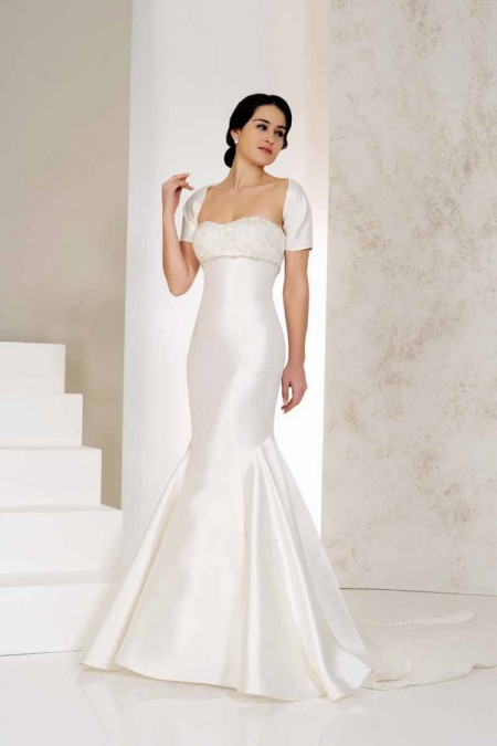 Valletta Wedding Dress - Karen George for Benjamin Roberts 2015 Bridal Collection