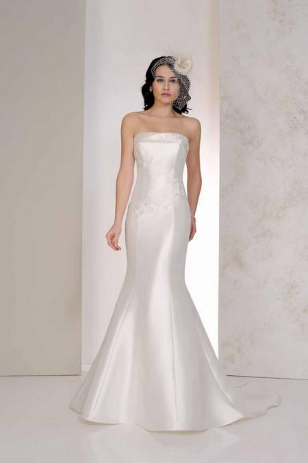 Vanya Wedding Dress - Karen George for Benjamin Roberts 2015 Bridal Collection